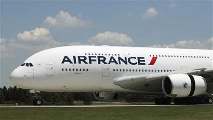 Air France cancels 30 per cent of flights due to strikes