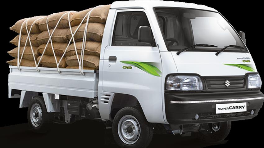 Maruti Suzuki gathers pace in LCV segment; Super Carry sales jump 10-fold