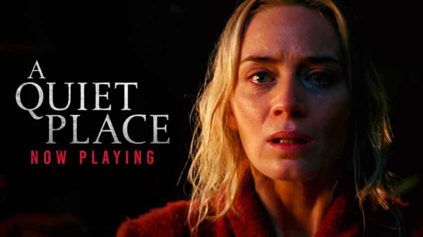 Box Office: ''A Quiet Place'' sounds off with huge $50 million debut