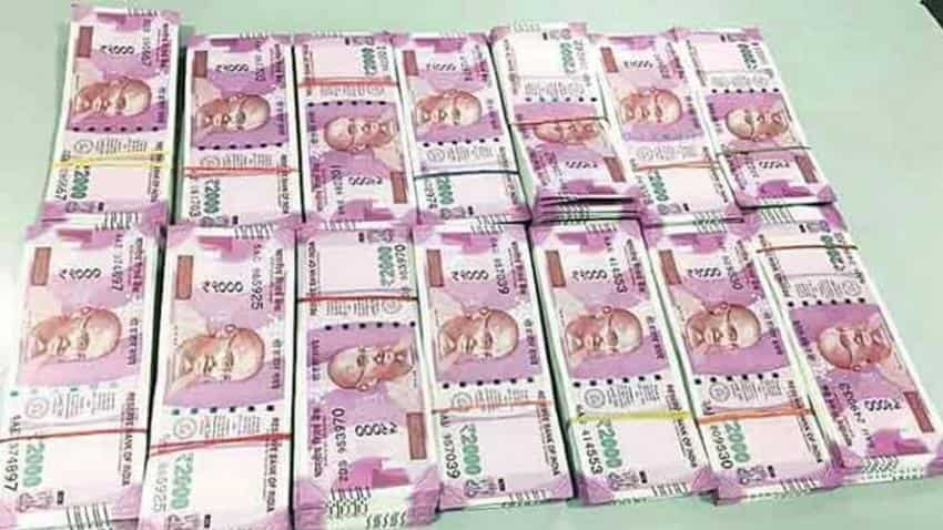 Indian rupee Vs dollar today: Rupee strengthens on uptick in Sensex, Nifty