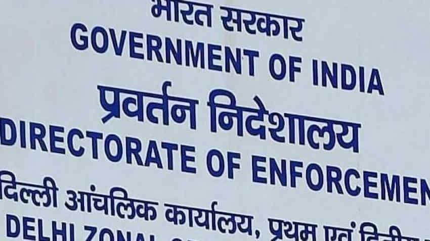 Black money crackdown: ED raids Diamond Power Infrastructure in Rs 2600-cr scam case