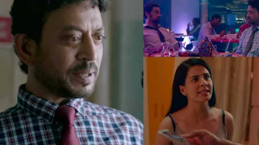 Blackmail box office collection: Dark comedy starring Irrfan Khan earns Rs 11.22 cr