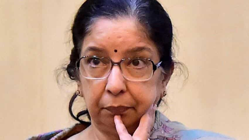 Shikha Sharma's tenure curtailed, to step down as Axis Bank chief on Dec 31