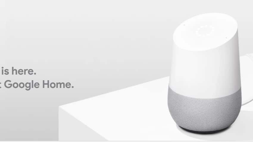 Google voice activated Home, Home Mini 'desi' smart speakers launched; prices start at Rs 4,499 on Flipkart