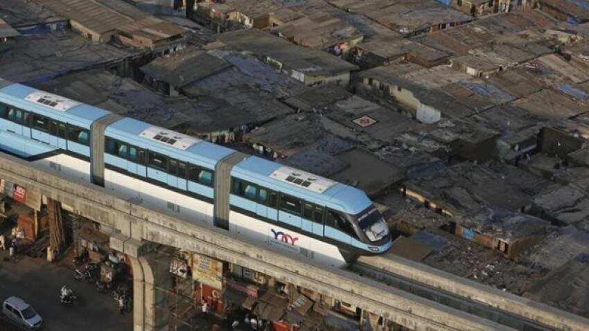 Mumbai Monorail between Wadala-Mahalaxmi back on track
