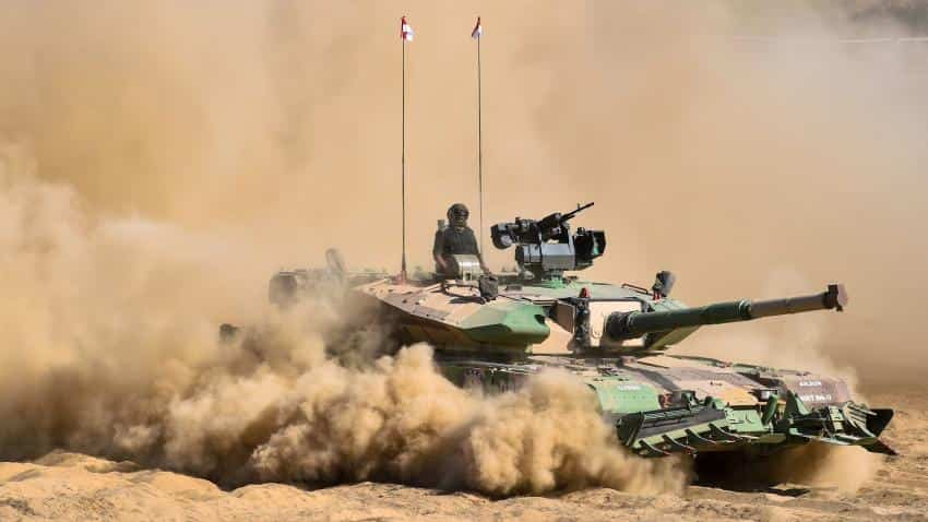 DefExpo 2018: From Tejas, MBT Arjun Mk-I tank to latest weapons from top military firms on display
