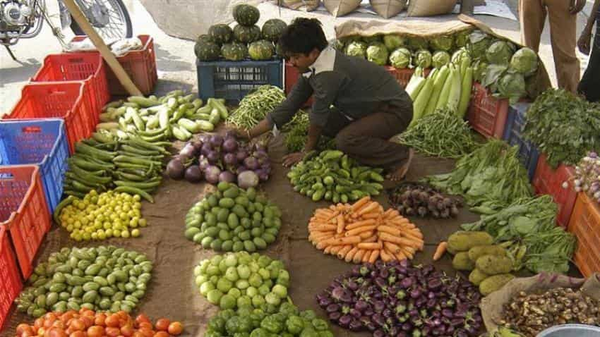 Retail inflation eases to 4.28 percent in March