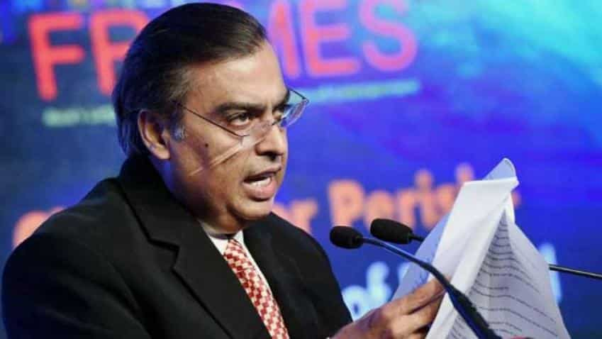 Reliance Industries share price rally as it seeks another acquisition