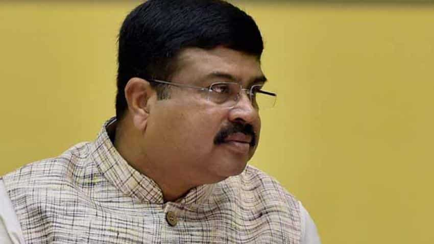 Gas trading hubs will be functional by end of 2018: Dharmendra Pradhan to Zee Business