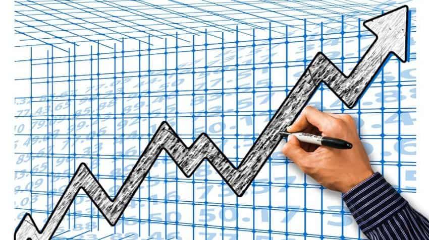 Sensex hits six-week high, jumps 91 points on positive macro data, earnings optimism