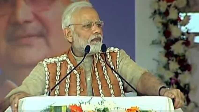 PM Narendra Modi rolls out healthcare and wellness scheme Ayushman Bharat Yojna