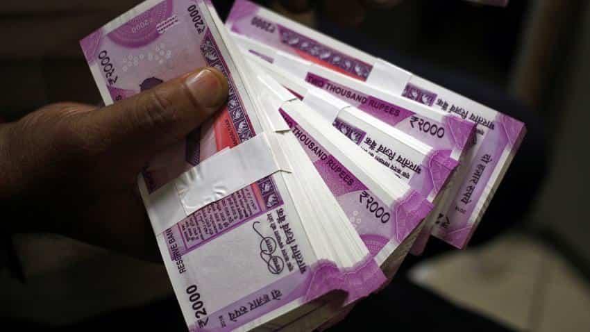 Indian rupee Vs dollar: Rupee surges despite drop in domestic equities