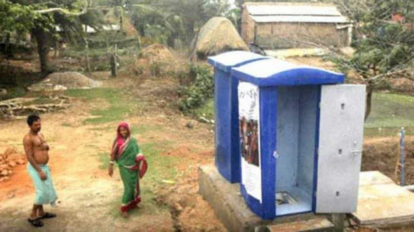 Here is what this poor woman did to get a toilet after being snubbed by govt officials
