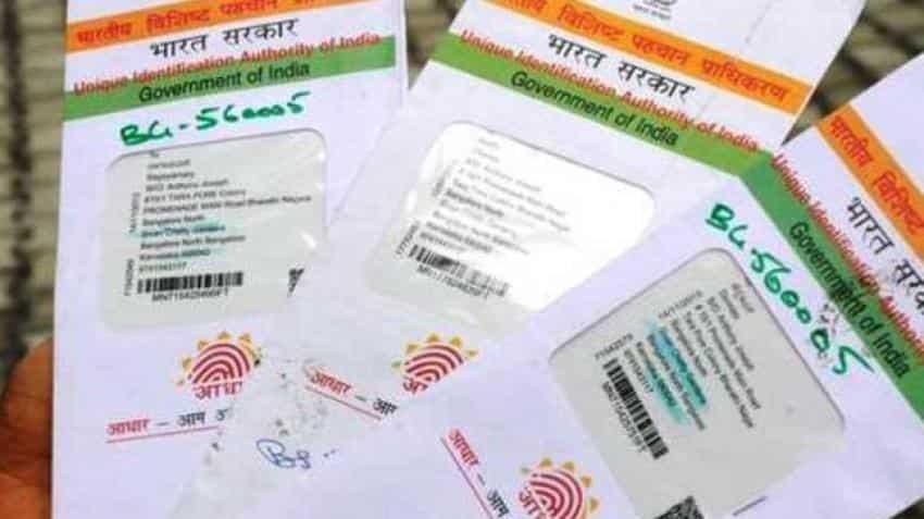 Aadhaar data not an atom bomb: UIDAI