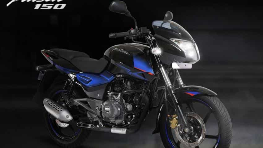 New Bajaj Pulsar 150 priced at Rs 78,016 launched; bike boasts twin disc brake set-up
