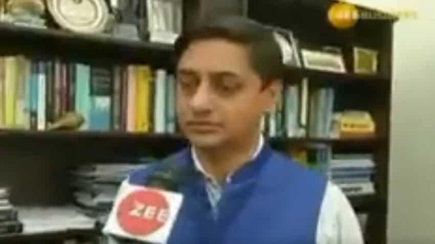 Unusual demand led to cash crunch at ATMs; no need to panic: Sanjeev Sanyal, Principal Economic Advisor