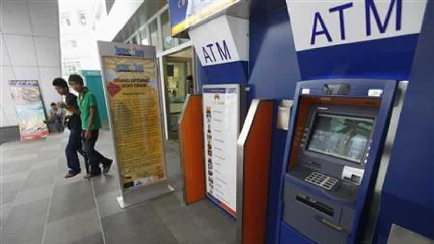 ATM cash crunch: FinMin claims 86% of machines dispensing money across India