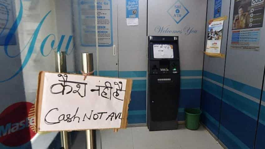 ATM cash crisis: Supplies improved but crunch persists