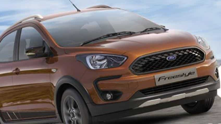 Ford Freestyle, cross-hatch version of Figo,  is the car to buy