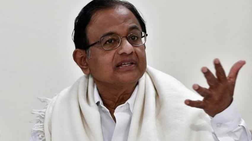 Indian Railways operating ratio indicates failure of its management: P Chidambaram