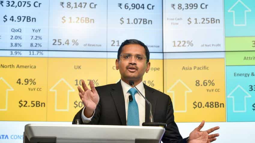 TCS share price hits fresh lifetime high; this first $100 bn tech company in India spikes 11% in just 3 days