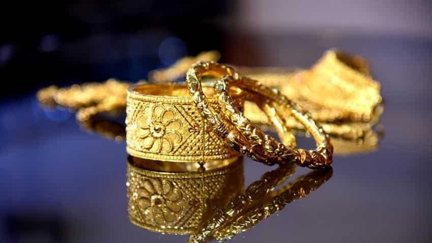 Gold price in India today: 24 karat, 22 karat rise; silver tumbles