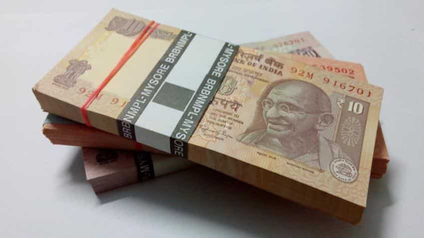 Rupee Vs dollar: Sensex, Nifty gain supports Indian currency