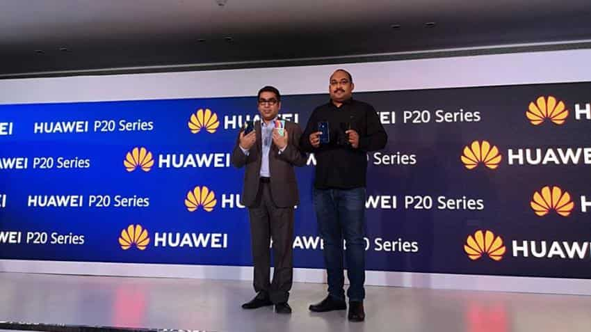 Huawei P20 Pro, P20 Lite unveiled in India; packs world's first Leica Triple Camera