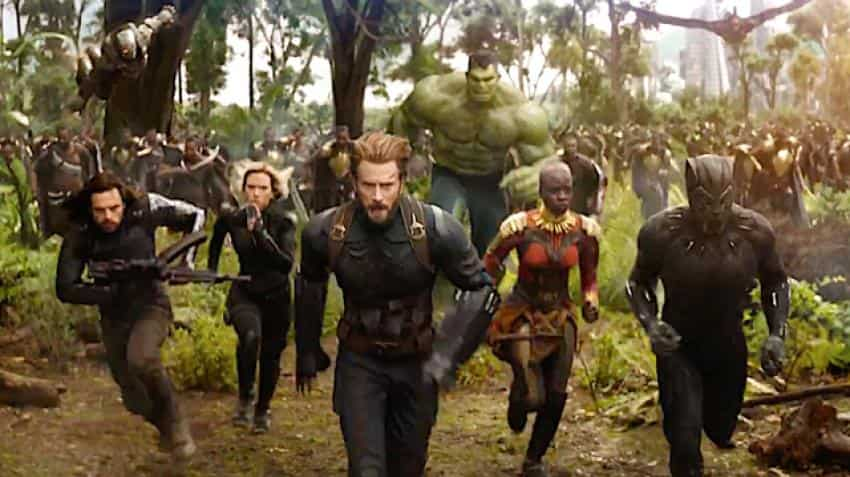 Avengers Infinity War box office collection: This Robert Downey Jr. starrer is a blockbuster in the making