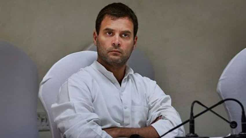 Rahul Gandhi plane develops 'suspicious' technical snag mid-air