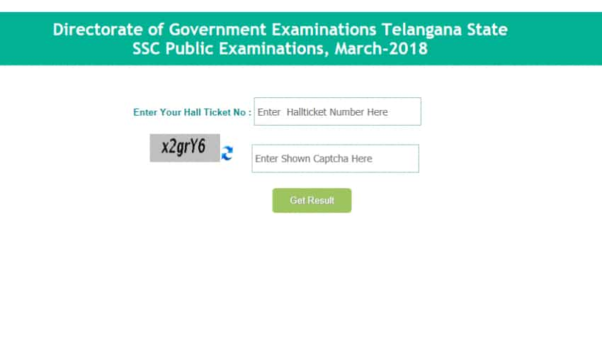 BSE Telangana TS SSC Result 2018 class 10 declared; Check results.cgg.gov.in, bsetelangana.org, manabadi.co.in