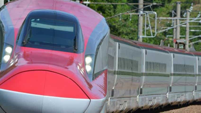 Bullet trains in India: BEML optimistic about project