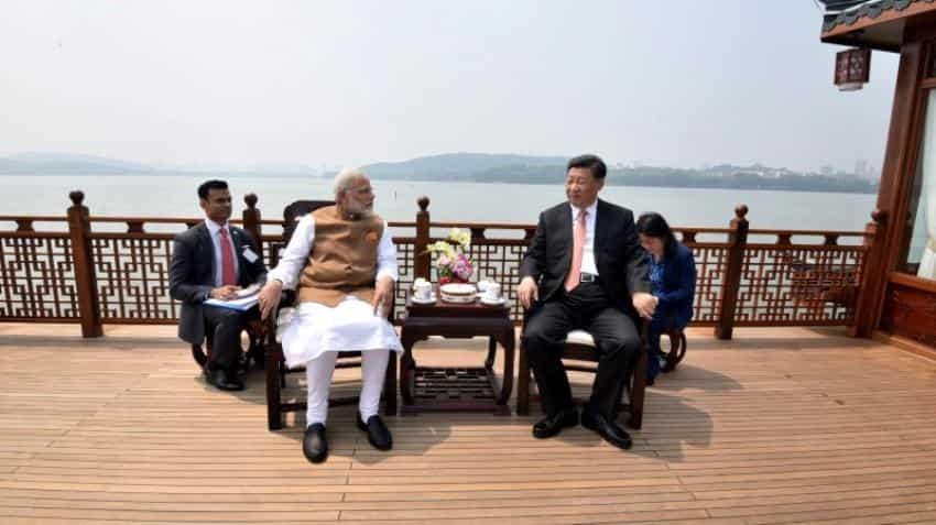 Narendra Modi-Xi Jinping meet: China says won't force India to accept Belt and Road