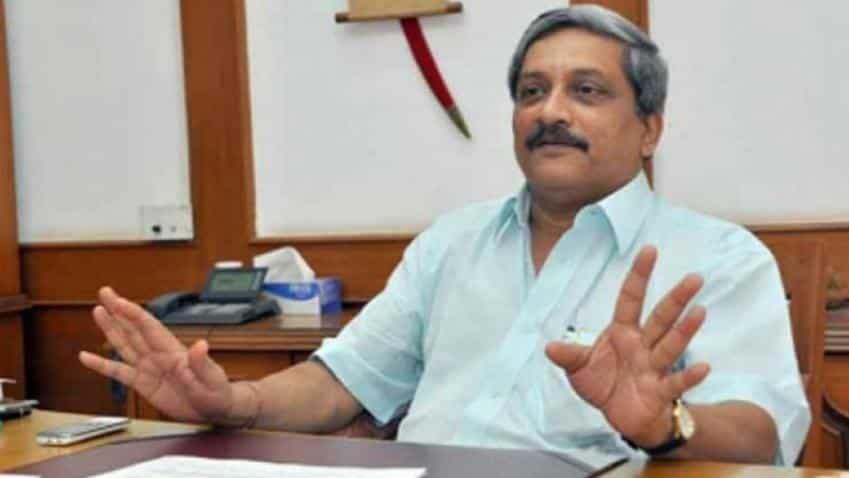 Manohar Parrikar asks Goa youths to make use of start-up schemes