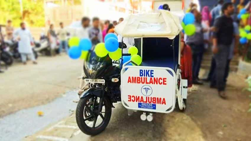 Now, Mumbai gets free bike ambulance service; from first aid kit to doctor, see what is available