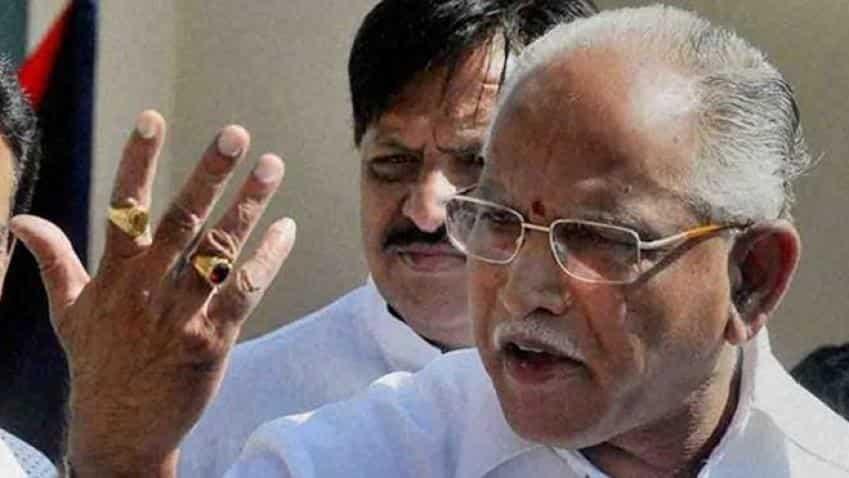 Karnataka assembly elections 2018: Modi wave sweeping state, says Yeddyurappa