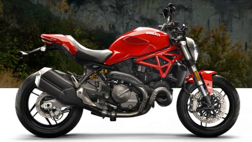 2018 Ducati Monster 821 launched in India priced at Rs 9.51 lakh