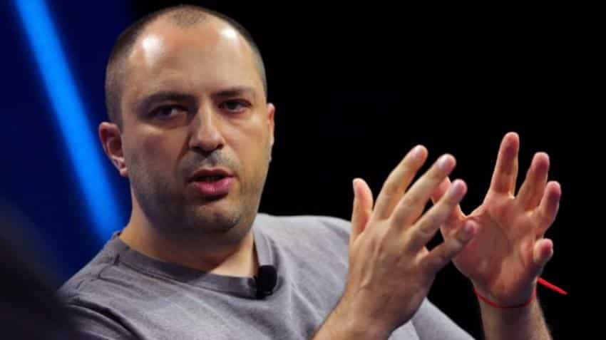 WhatsApp CEO Jan Koum quits Facebook over 'data privacy' concerns