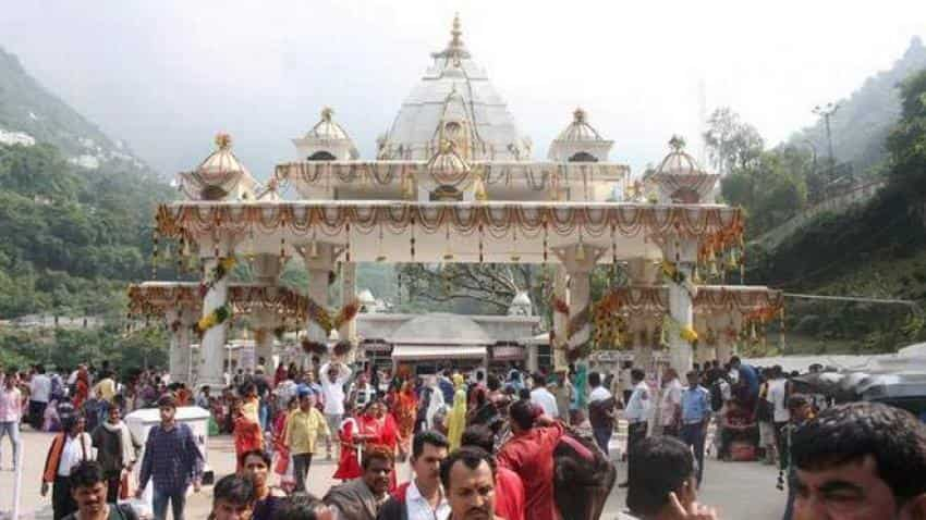 Indian Railways offers affordable Vaishnodevi pilgrimage tour; just log on to irctctourism.com