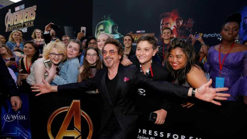 Avengers Infinity War box office collection hits Rs 94.30 cr mark, mats Tiger Shroff's Baaghi 2