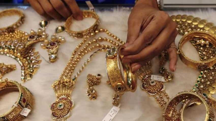 Gold price in India today: 24 karat, 22 karat remain subdued despite global prices gain