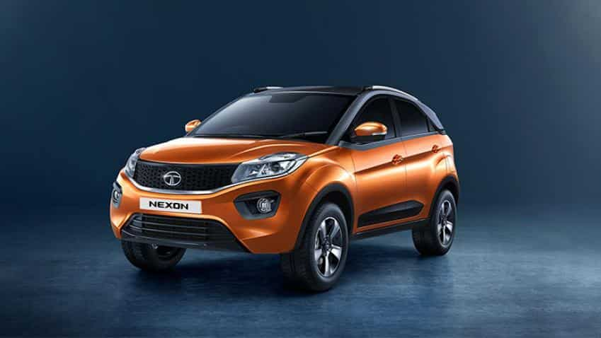 Tata Nexon AMT HyprDrive S-SG launched; Know its price, features and specifications here