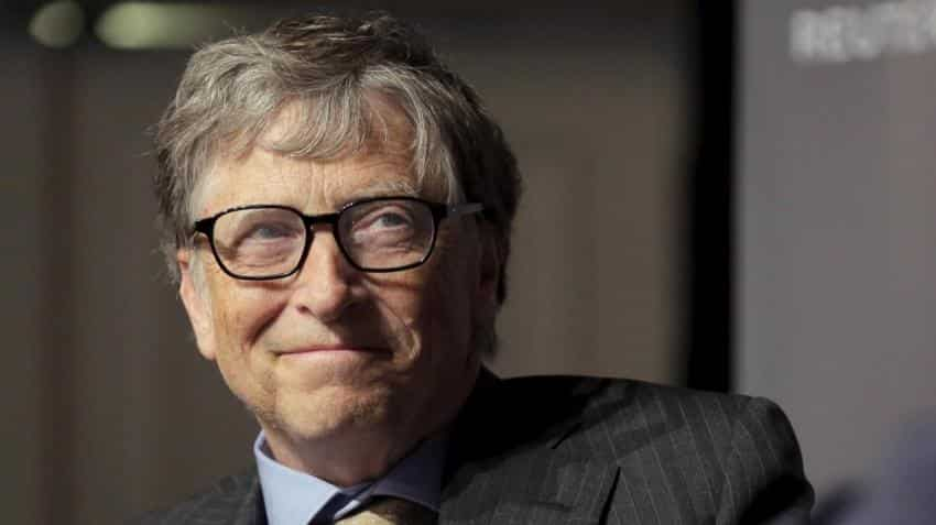 Bill Gates gives Aadhaar card in India a big thumbs up
