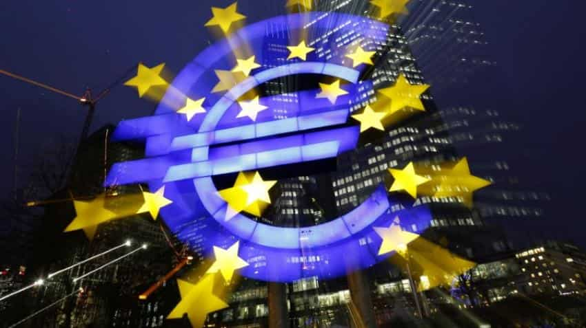 Clouds form over euro zone  business growth but still some bright patches: PMI