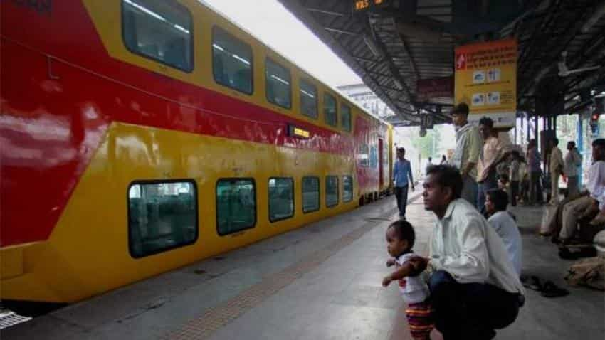 Indian Railways to build walls along high-speed corridors, generate revenue through ads