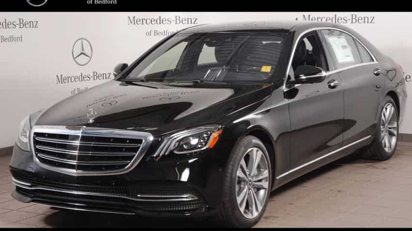Mercedes-Benz  S-Class S 450 facelift: Here is what you get now