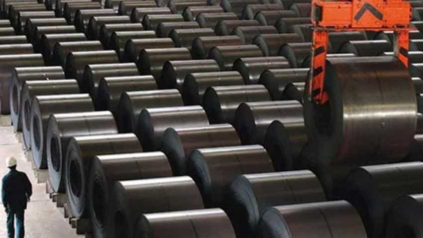 Finished steel exports surge 17% in FY18