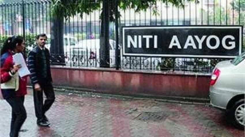 Niti Aayog has more young women professionals than men