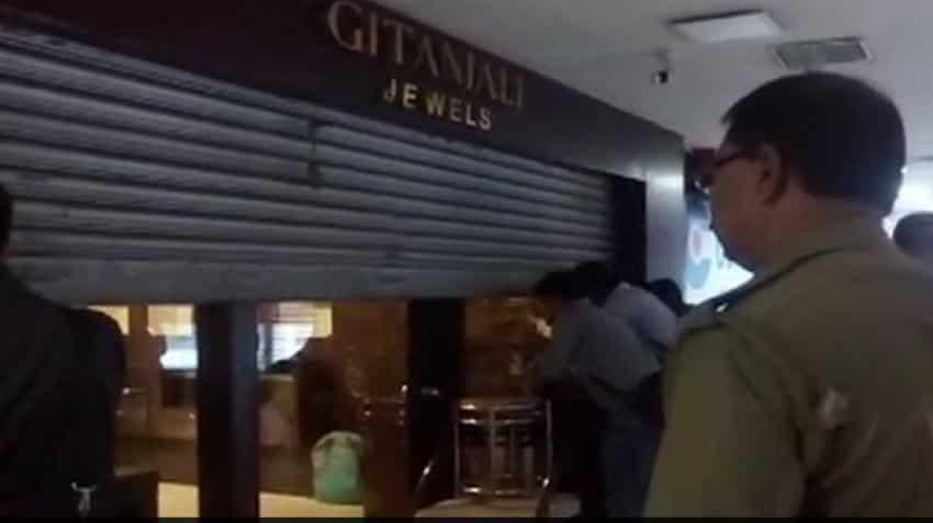 Gitanjali Gems director records statement in cheating case