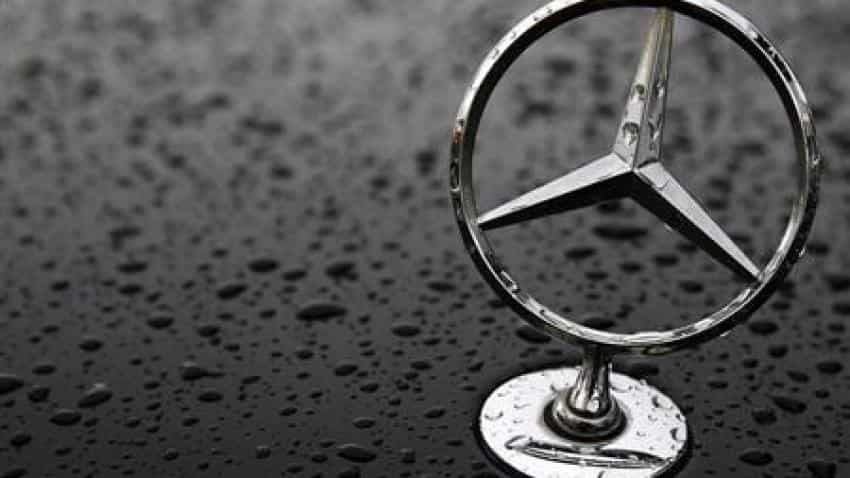 Favourable taxation structure pre-requisite to launch EVs in India: Mercedes-Benz